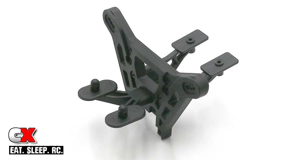 Tekno ET410 Build - Part 3 - Rear Bulkhead | CompetitionX