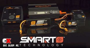 Spektrum Smart Technology Smart Chargers | CompetitionX