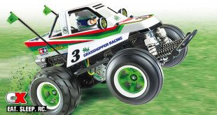 Tamiya Comical Grasshopper | CompetitionX