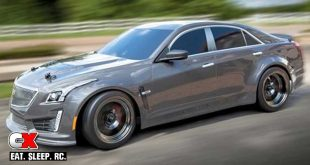 Traxxas Cadillac CTS-V Body - 4-Tec 2.0 | CompetitionX