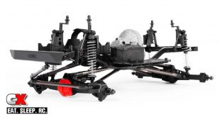 Axial SCX10 II Raw Builder's Kit | CompetitionX