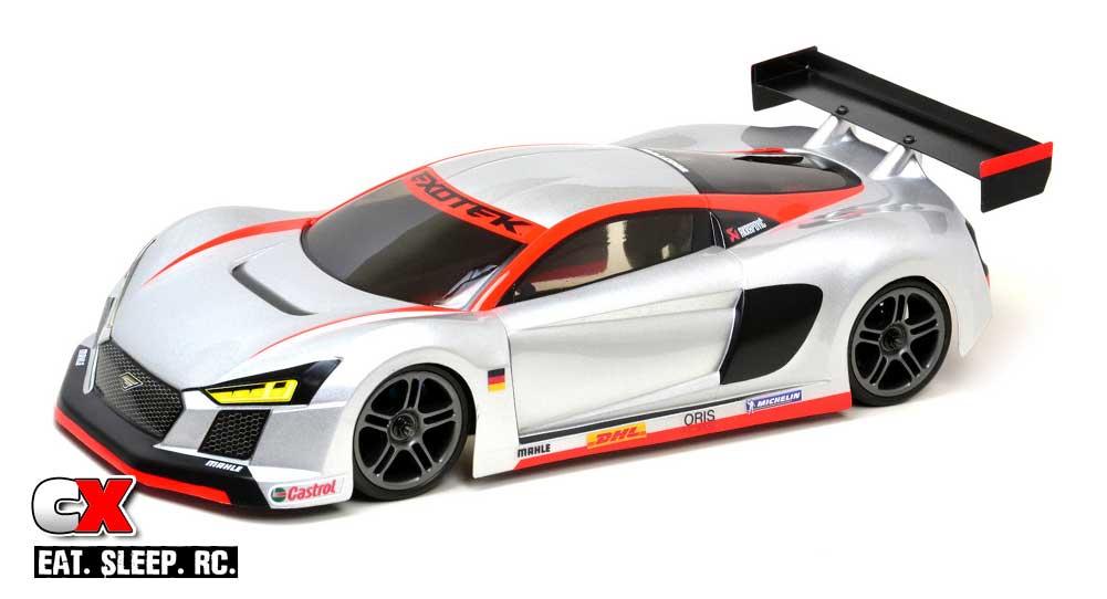 Exotek R-Tek GT Clear Body | CompetitionX