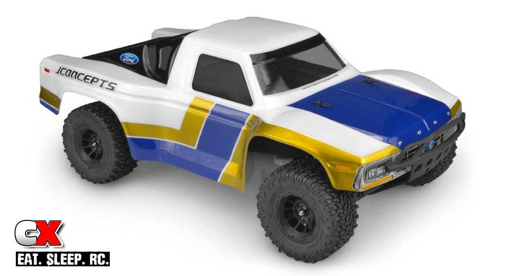 JConcepts 1979 Ford F-250 SCT Body | CompetitionX
