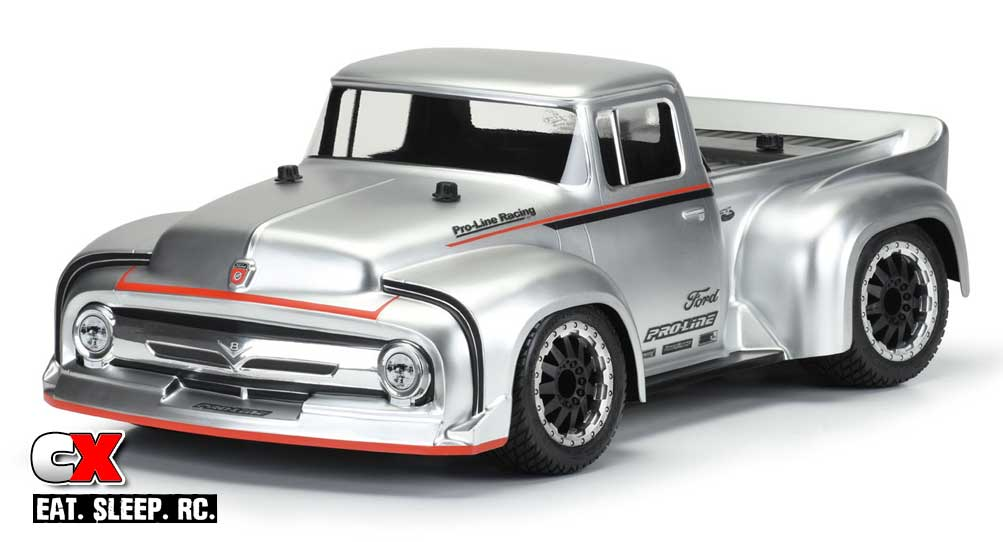 Pro-Line 1956 Ford F-100 Pro-Touring Street Truck Body | CompetitionX