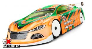 PROTOform D9 190mm Touring Car Body | CompetitionX