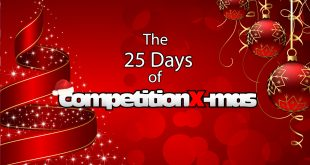 25 Days of CompetitionX-mas 2018