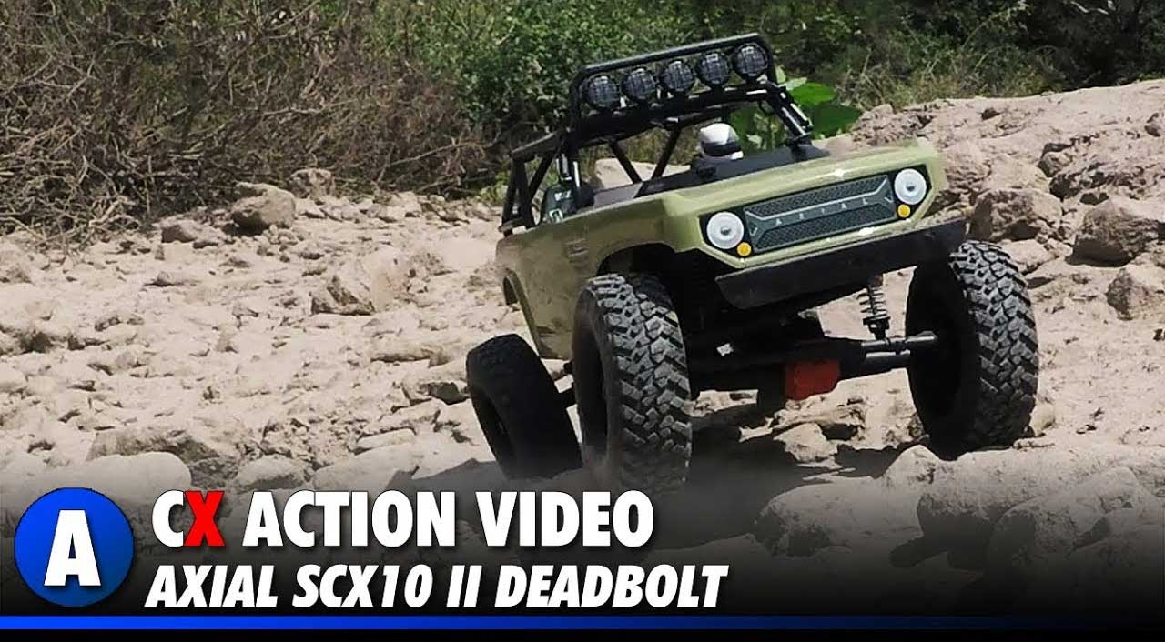 Axial SCX10 II Deadbolt Mountain Run | CompetitionX