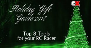 Holiday Guide 2018: Top 8 Tools for your RC Racer | CompetitionX