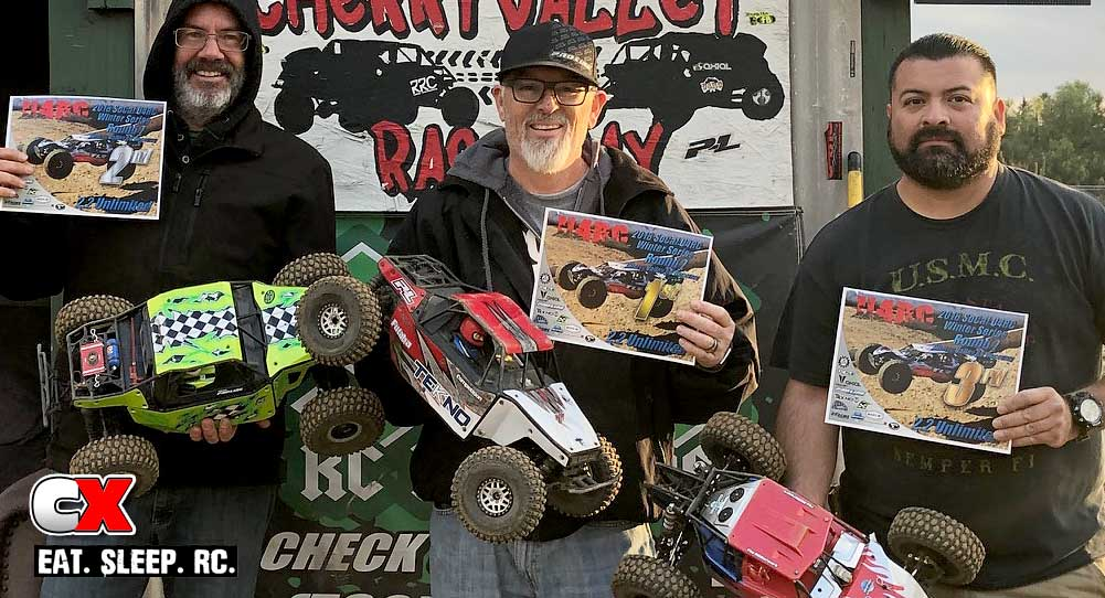 SoCal U4RC Winter Series 2018 - Round 7 - Cherry Valley RC Raceway   CompetitionX