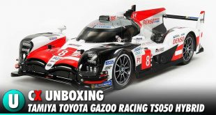 Tamiya Toyota Gazoo Racing TS050 Hybrid Unboxing | CompetitionX