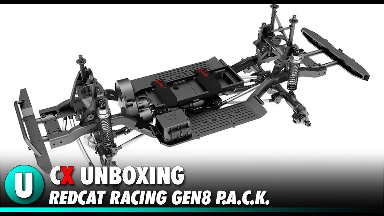 Redcat Racing GEN8 PACK