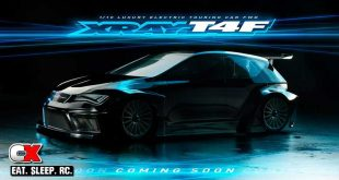 XRay T4F 1:10 Front Drive Touring Car | CompetitionX