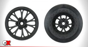 Pro-Line Racing Pomona Drag Spec Front and Rear Wheels | CompetitionX
