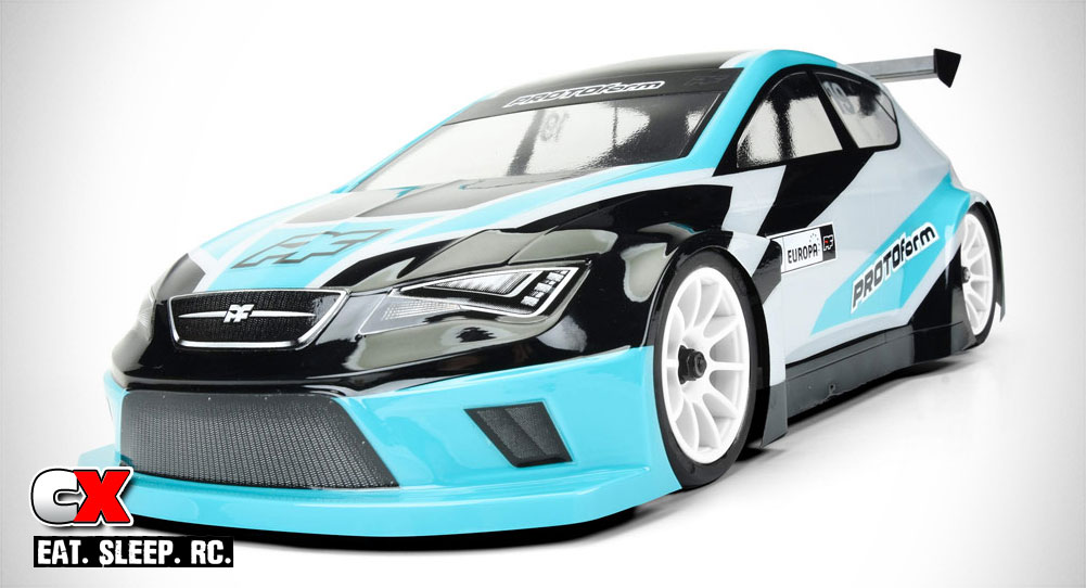 PROTOform Europa M Clear M-Chassis Body | CompetitionX