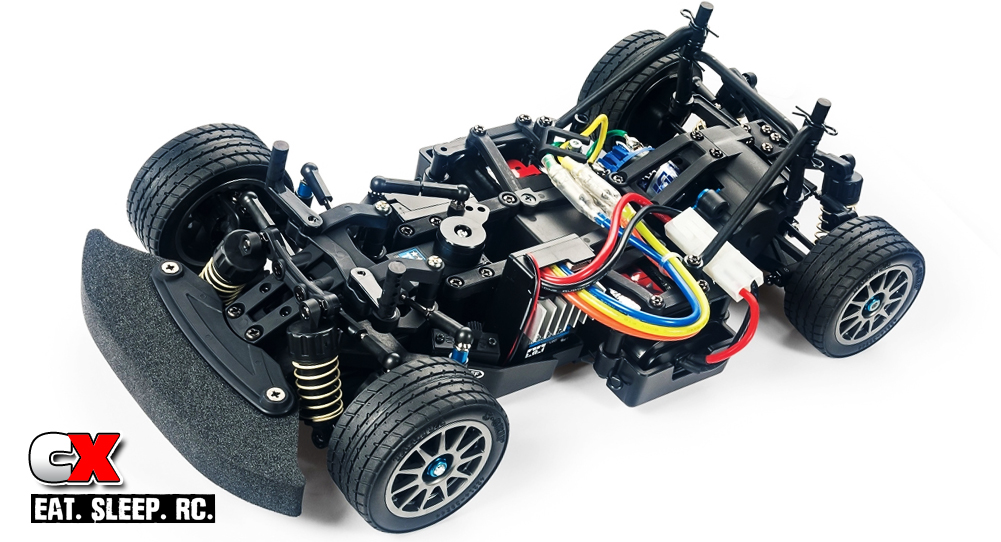 Tamiya M08 Chassis Kit | CompetitionX