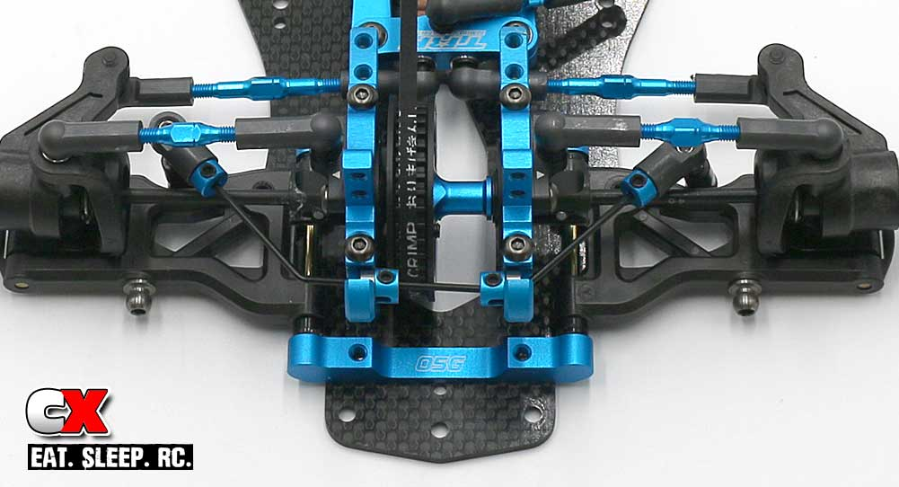 Tamiya TRF419XR Touring Car Build - Part 6 - Anti-Roll Bars | CompetitionX