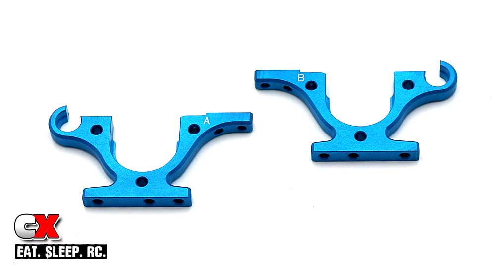 Tamiya TRF419XR Touring Car Build - Part 1 - Chassis Bulkheads | CompetitionX