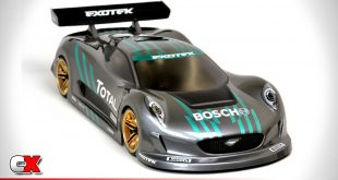 Exotek Racing J-Zero USGE Race Body | CompetitionX