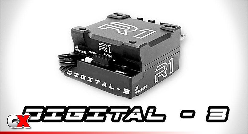 R1 Wurks Digital 3 ESC | CompetitionX