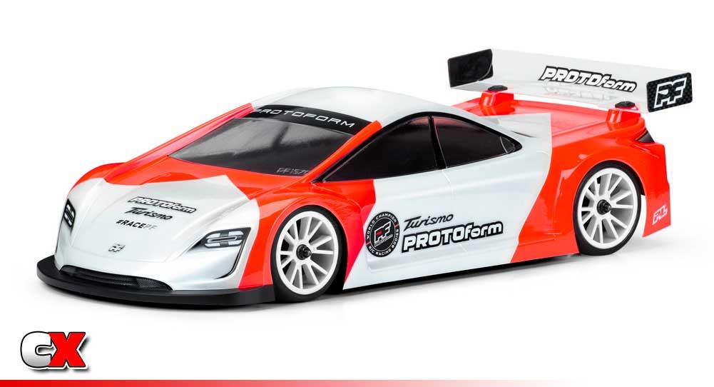 PROTOform Turismo 190mm Touring Car Body | CompetitionX