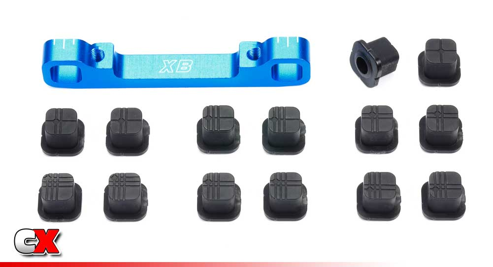 Tamiya Aluminum Adjustable Suspension Mounts | CompetitionX