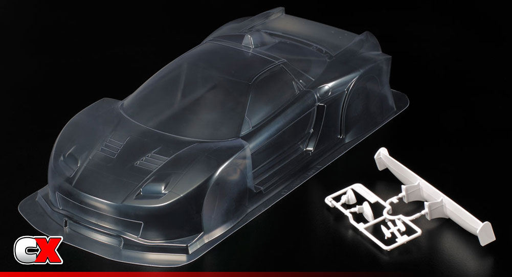 Tamiya Honda NSX-GT Body Set | CompetitionX