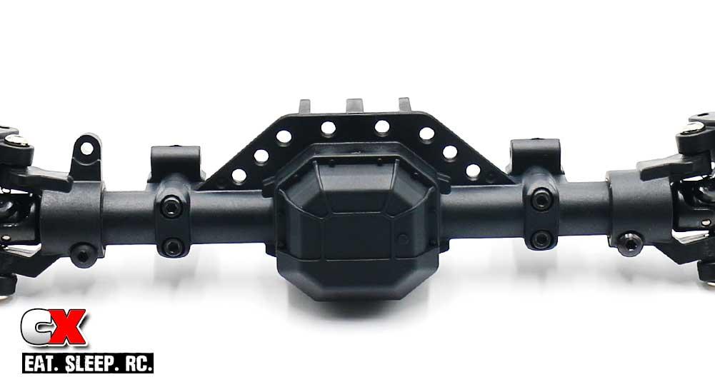 Element RC Enduro Trail Truck Build - Part 4 - Axles | CompetitionX