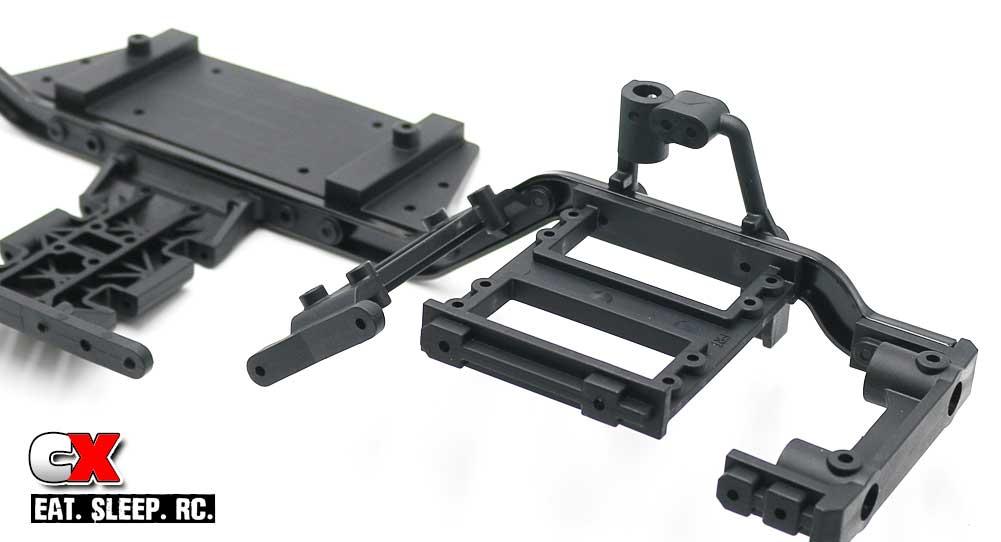 Element RC Enduro Trail Truck Build - Part 2 - Chassis | CompetitionX