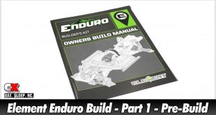 Element RC Enduro Trail Truck Build - Part 1 - Pre-Build | CompetitionX