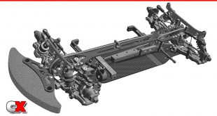 Tamiya TRF420 Chassis Kit | CompetitionX