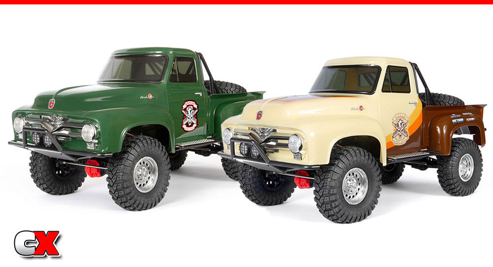 Axial Racing SCX10 II 1955 Ford F-100 RTR | CompetitionX