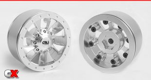 "RC4WD Cali Offroad Distorted 1.9"" Beadlock Wheels 