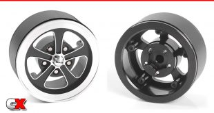 RC4WD Ridler 645 1.9 Beadlock Wheels | CompetitionX