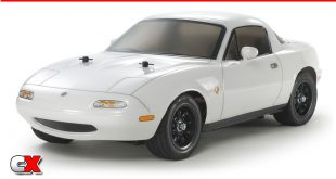 Tamiya Eunos Roadster - M-06 Chassis | CompetitionX