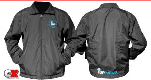 1up Racing Embroidered Windbreaker Jacket   CompetitionX