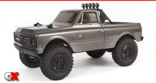 Axial SCX24 1967 Chevrolet C10 4WD RTR | CompetitionX