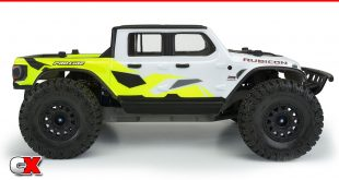 Pro-Line Parts - Jeep Gladiator, Axis Body, Big Bore Scaler Shocks, Hole Shot 3.0 and Aluminum Hex Adapters | CompetitionX