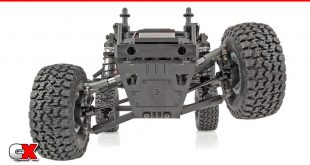 Element RC Independent Front Suspension (IFS) for the Enduro   CompetitionX