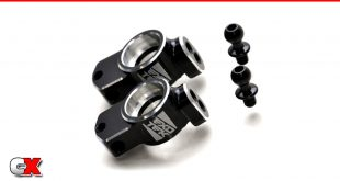 Exotek Aluminum Rear Hub Set for the 3Racing FGX EVO   CompetitionX