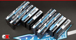 Reedy Zappers SG3 Competition 2S HV-LiPo Batteries   CompetitionX