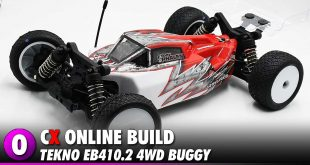 Tekno RC EB410.2 4WD Buggy Build | CompetitionX