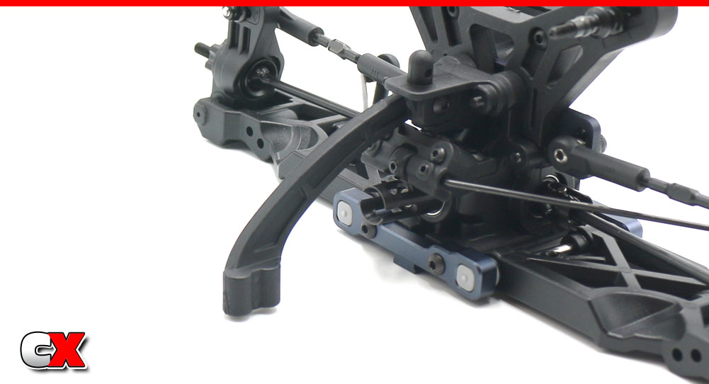 Tekno RC EB410.2 4WD Buggy Build Part 6 – Chassis Assembly | CompetitionX
