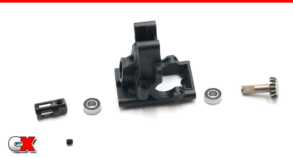 Tekno RC EB410.2 4WD Buggy Build Part 2 – Steering/Front Bulkhead | CompetitionX
