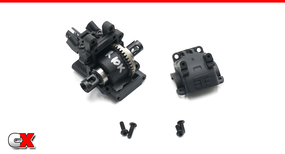 Tekno RC EB410.2 4WD Buggy Build Part 3 – Rear Bulkhead | CompetitionX