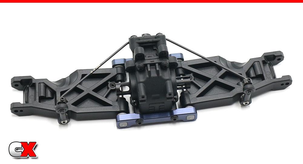 Tekno RC EB410.2 4WD Buggy Build Part 4 – Rear Suspension | CompetitionX