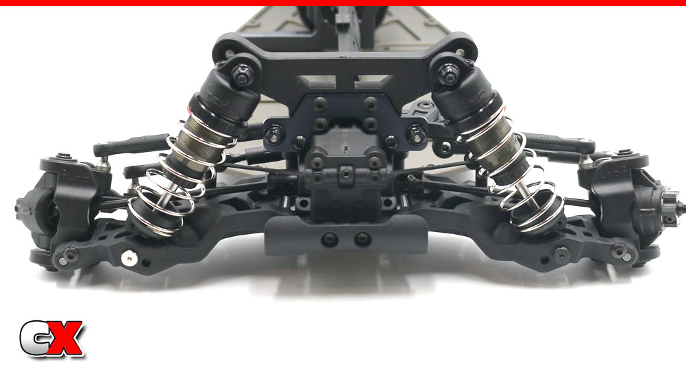 Tekno RC EB410.2 4WD Buggy Build Part 7 – Shocks | CompetitionX