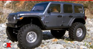 Axial SCX10 III Jeep JLU Wrangler | CompetitionX