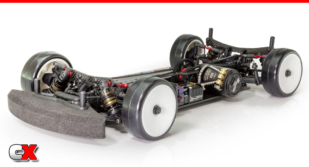 Infinity IF14-II Touring Car Kit | CompetitionX