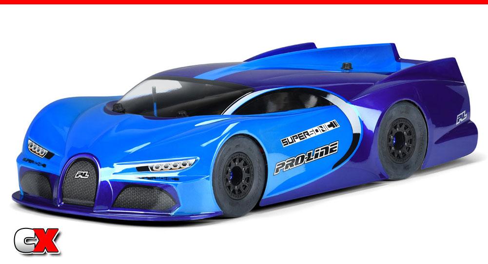 Proline Supersonic Speed Run Body | CompetitionX