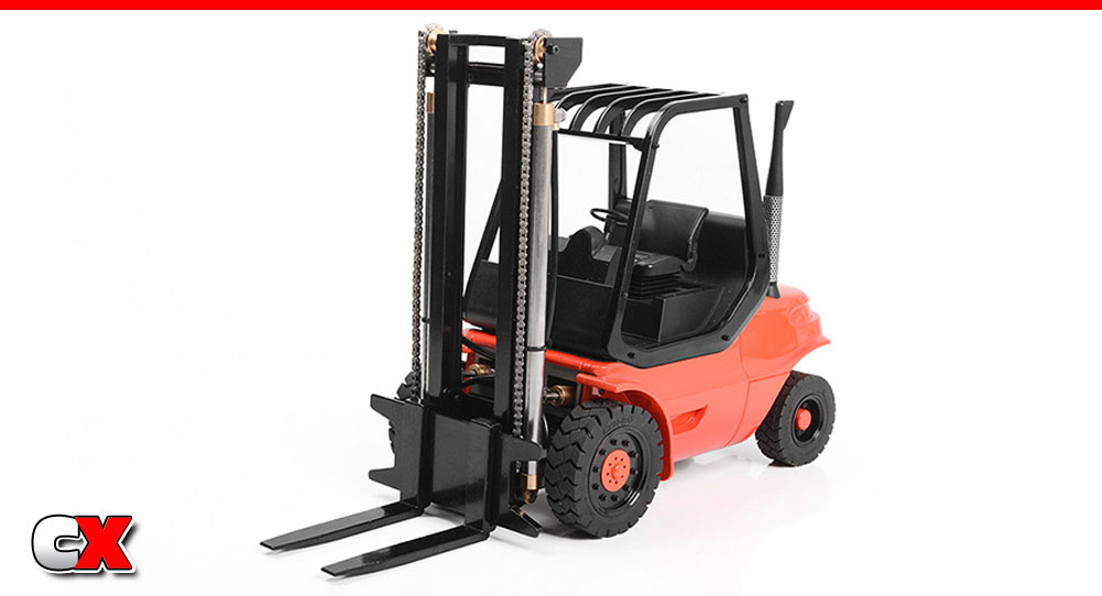 RC4WD Norsu 1/14 Scale Hydraulic Forklift | CompetitionX